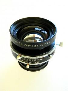 SCHNEIDER SYMMAR-S (LINHOF) 240mm f5.6 LENS***