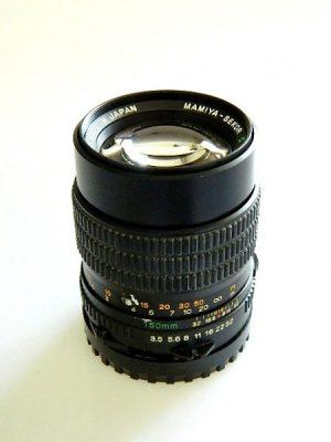 MAMIYA 645 150mm N f3.5 LENS***