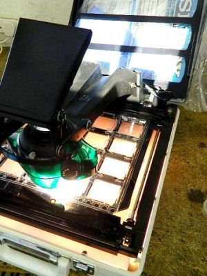 SLIDEX 35mm/6X6 FILE PROJECTOR***