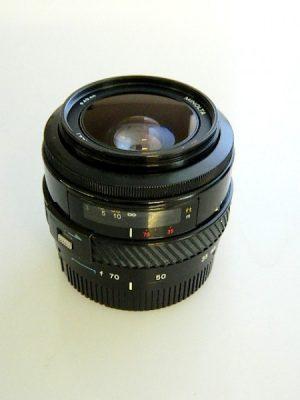 MINOLTA 35-70mm f4 LENS***