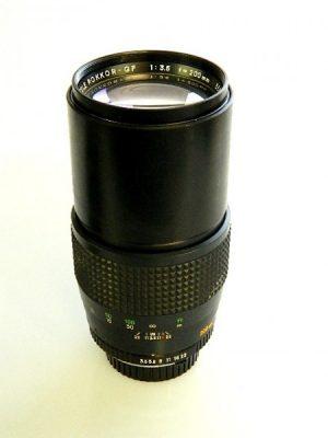 MINOLTA 200mm f3.5 LENS***