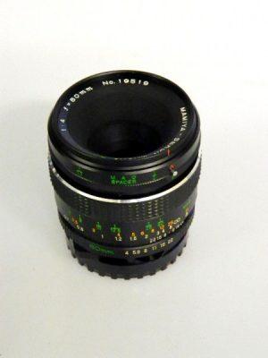 MAMIYA 645 80mm f4 MACRO LENS***