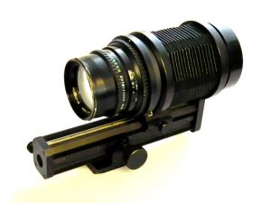 HASSELBLAD 135mm S-PLANAR f5.6 MACRO LENS + AUTO BELLOWS***