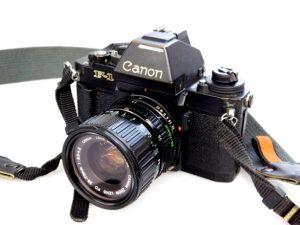 CANON F1N CAMERA=35-70mm f3.5-4.5 LENS***