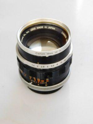 CANON FL 50mm f1.4***