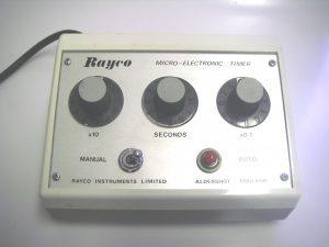 RAYCO MICRO ELECTRONIC TIMER***