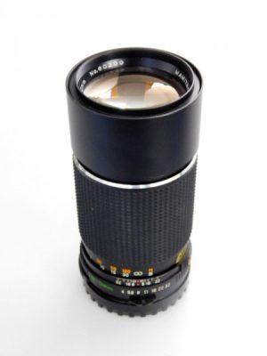 MAMIYA 645 210mm f4 C LENS***
