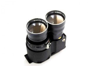 MAMIYA-SEKOR C330/C220 250mm f6.3 LENS***