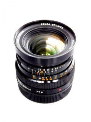 BRONICA SQA 50mm f3.5 PS LENS***