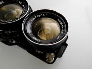MAMIYA-SEKOR 55mm f4.5 LENS***