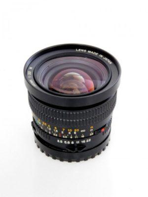 MAMIYA 645 35mm f3.5 N LENS***