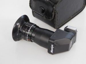 MAMIYA M645 RIGHT ANGLED FINDER INC CASE ***