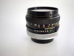 CANON FL 50mm f1.8 ***