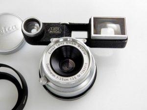 LEITZ 35mm SUMMARON M f3.5 SPECTACLES LENS***