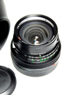 BRONICA ETRS 40mm f4 MC LENS***