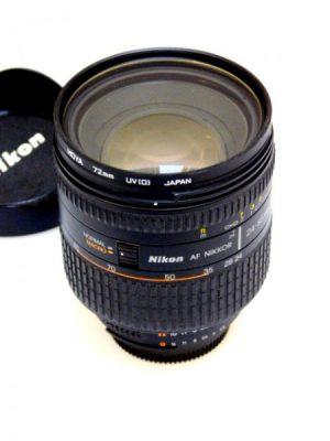 NIKON AFD 24-85mm f2.8-4 D(IF)***