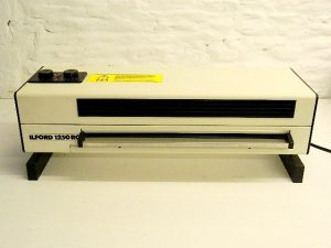 ILFORD 1250 RC PAPER DRYER***