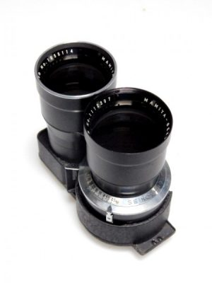 MAMIYA-SEKOR 180mm f4.5 LENS***