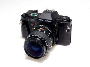 PENTAX P30 + 35-70 f3.5/4.5 LENS***