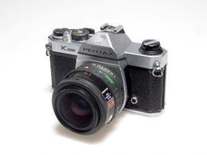 PENTAX K1000+35-70 LENS**
