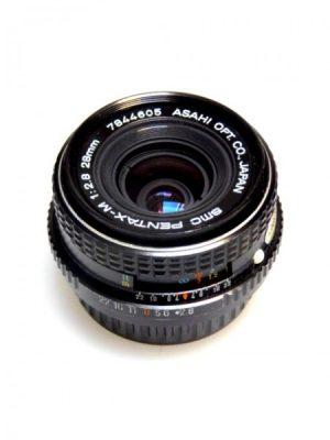PENTAX SMC 28mm f2.8 LENS***