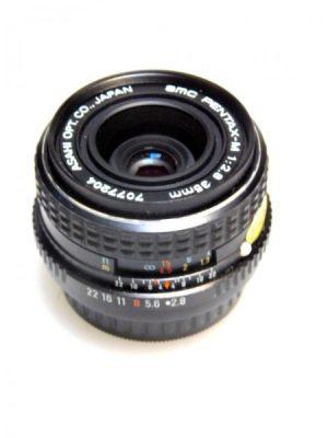 PENTAX SMC 35mm f2. 8 LENS***