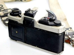 OLYMPUS OM-4Ti CAMERA*+50mm f1.4 LENS***