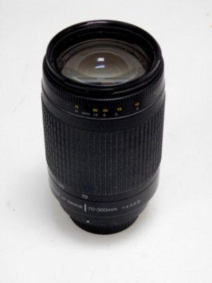 NIKON AF NIKKOR 70-300mm f45-5.6 G LENS***
