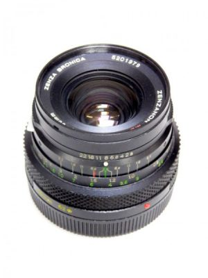 BRONICA ETRS 50mm f2.8 MC LENS**