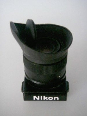 NIKON DW4 6X MAGNIFING RIGHT ANGLE FINDER FOR F3***