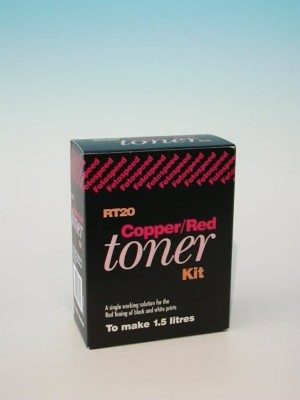 FOTOSPEED RT20 COPPER/RED TONER 150ml