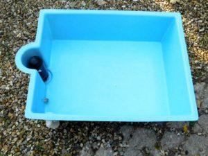 DARKROOM BLUE PRINT WASHING SINK***