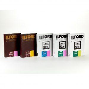 ILFORD MG4 FB 8X10 (100) PAPER
