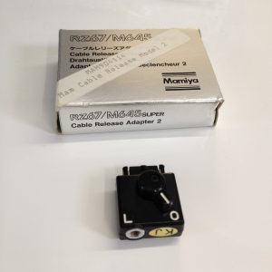 Mamiya Cable Release Adapter 2