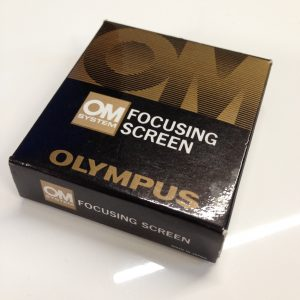 OLYMPUS OM FOCUSING SCREEN 1-10