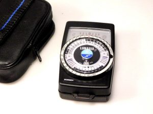 GOSSEN LUASIX F flash and ambient meter***