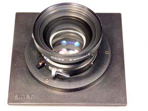 SCHNEIDER SYMMAR-S 210mm f 5.6 LENS***