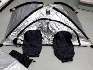 HARRISSON FILM CHANGING TENT***
