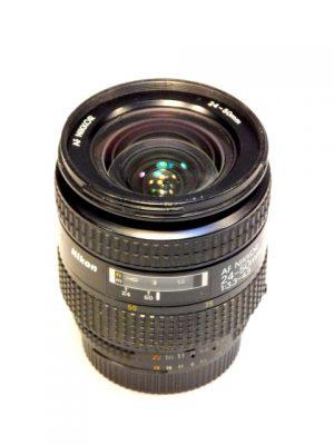 NIKKOR AF 24-50mm f3.3-4.5 LENS**