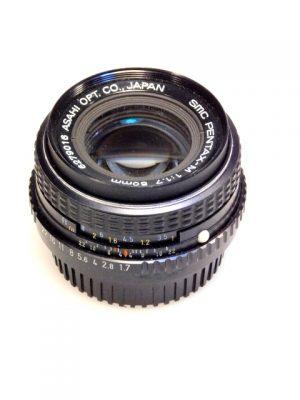PENTAX SMC 50mm f1.7 LENS***