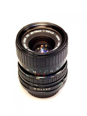 CANON FD 35-70mm f3.5-4.5 LENS***