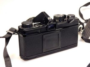 OLYMPUS OM2N+50mm f1.8 LENS*