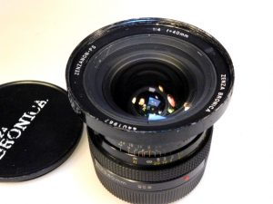 BRONICA PS 40mm f4 LENS**