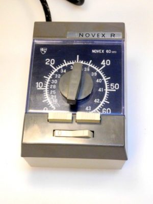 NOVEX R ENLARGER TIMER***