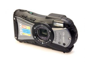 PENTAX WG-10 WATERPOOF DIGITAL COMPACT CAMERA***