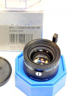 SCHNEIDER APO COMPONON HM f4.5 90mm LENS(new)