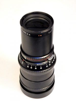HASSELBLAD SONNAR T* 250mm f5.6 LENS***