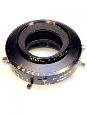 NIKON-M 450mm f9 LENS***