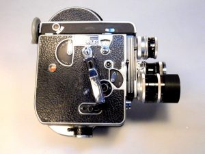 BALLARD BOLEX CINI H 16mm REFLEX CAMERA**
