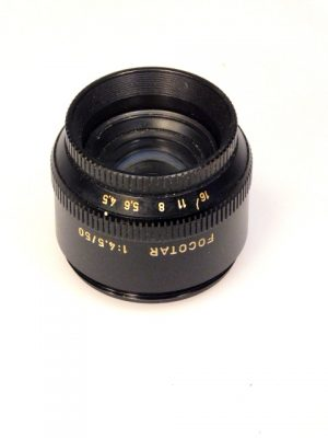 LEITZ FOCOTAR 50mm f4.5 LENS***